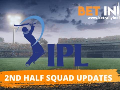 IPL 2021Team Updates