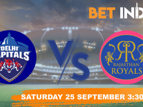 Delhi Capitals v Rajasthan Royals Betting Tips & Predictions IPL 2021