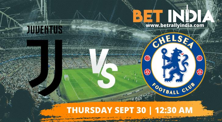 Juventus vs Chelsea Betting Tips & Predictions - Champions League