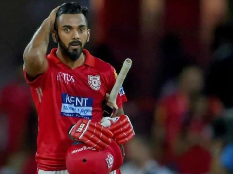 KL Rahul guided Punjab Kings to a decisive five wicket victory over Kolkata Knight Riders in the IPL 2021