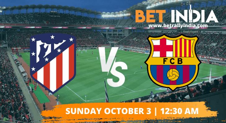 Atletico Madrid vs Barcelona Betting Tips & Predictions - La Liga